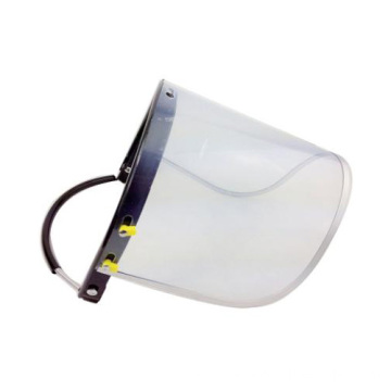 Safety faceshield visor